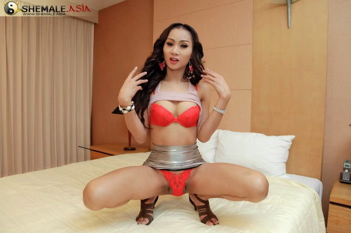 Ladyboy Naam Bra and Panties